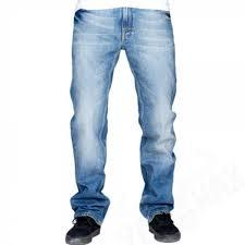 Attractive Mens Blue Jeans