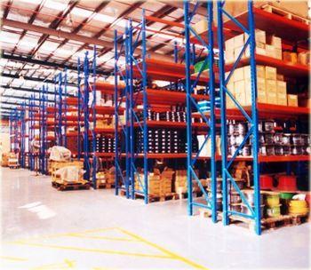 Factory Component Racks