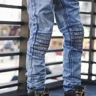 Fancy Blue Denim Mens Jeans