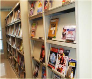 Magazine Wall Rack