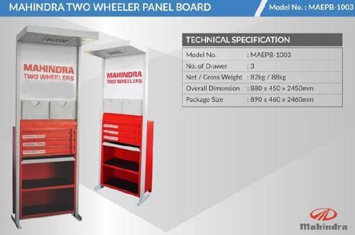 Mahindra Two Wheeler Panel Board