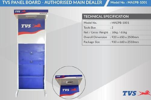 Tvs Two Wheeler Panel Board