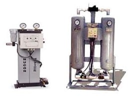Adsorption Dryers NPS, NP & NS