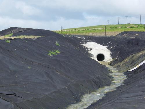 Landfill Geotextile Fabrics