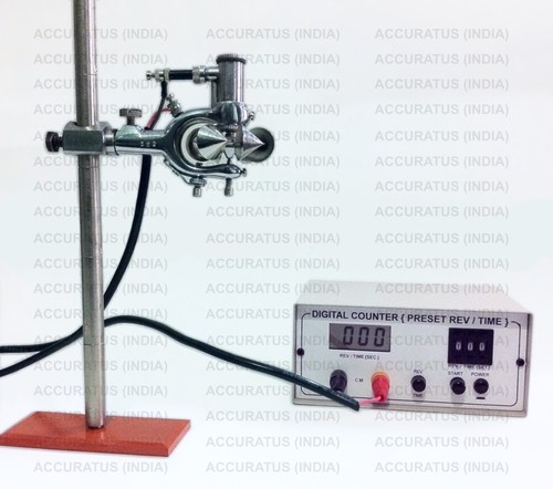 Water Current Meter Cup Type