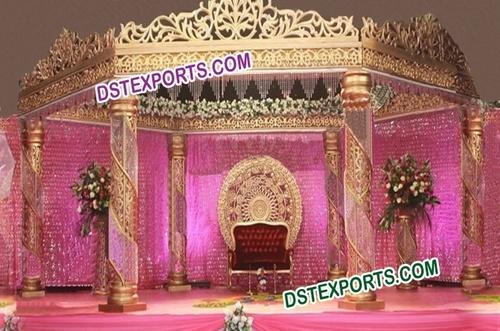 Asian Wedding Mandap (New Design) in   NEAR NEW SABZI MANDI