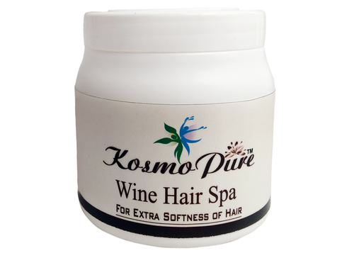 Kosmopure Hair Wine Spa And Conditioner
