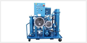 Oil Cleaning and LVDH System