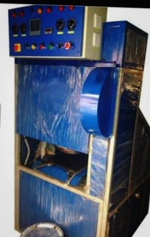 Fully Automatic Hydraulic Paper Plate Making Machines