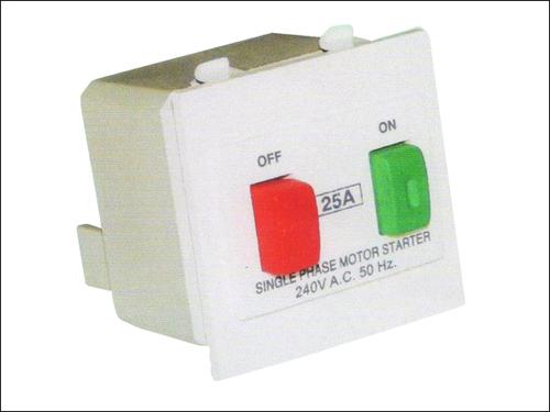 Single Phase Motor Starter - Sanxin Electrical Pvt  Ltd , CB-336
