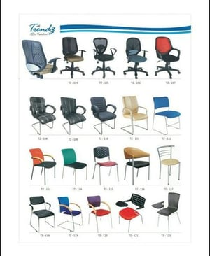 Stylish Executive And Cafeteria Chairs