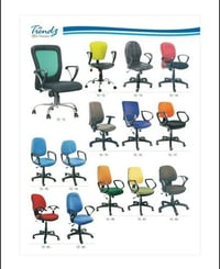 Stylish Executive And Office Staff Chairs