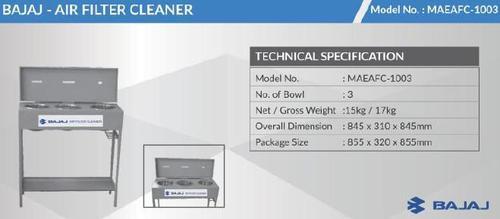 Air Filter Cleaner For Bajaj