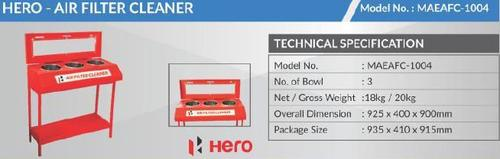 Air Filter Cleaner For Hero