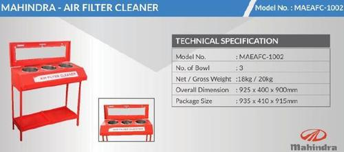 Air Filter Cleaner For Mahindra