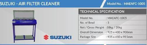 Air Filter Cleaner For Suzuki