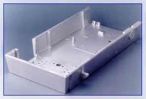 Aluminium Alloy Casting Base Plate