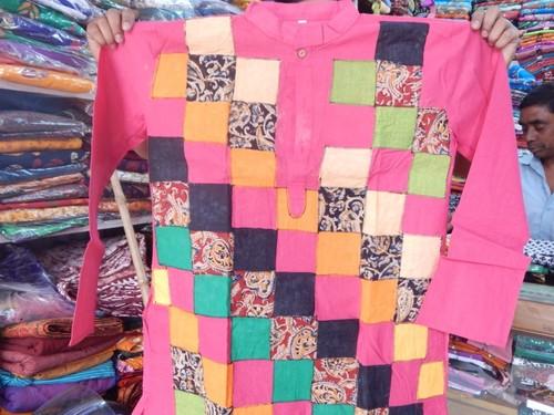 Collumkari Punjabi Shirt