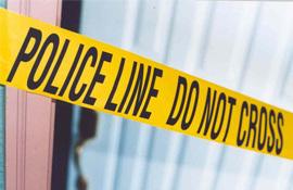 Police Crime Scene Tape Length: 250  Meter (M)