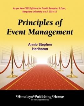 Principles Of Event Management Book in Delhi, Delhi - Himalaya