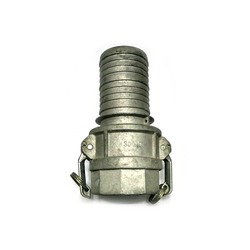 Rigid Cam Lock For Hose Connection