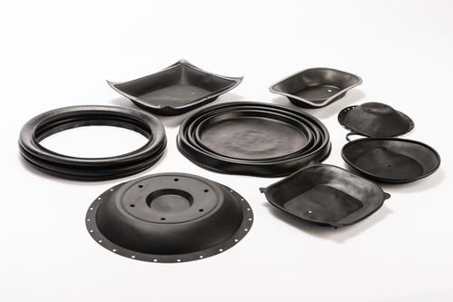 Rubber Diaphragms in   Industrial Area