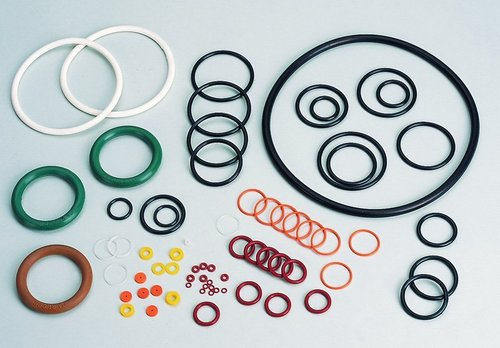 Rubber O Rings in   Industrial Area