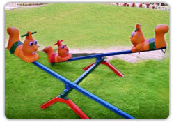 Play Ground See Saws