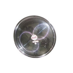Round Stainless Steel Dinner Plate