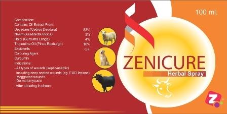Zenicure Spray