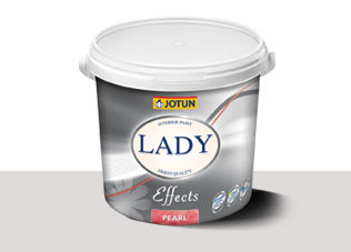 Lady Effects Pearl Paint