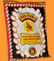 Roasted White Rice Flour