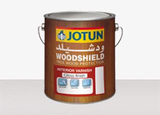 Woodshield Interior Varnish Paint