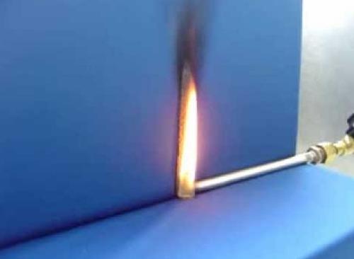 Non Woven Fire Retardant Fabric