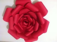 Large Paper Roses (Various Types)