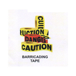 Safety Barricading Tape