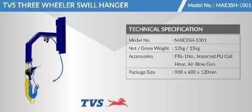 Three Wheeler Swill Hanger