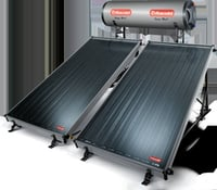 Solar Domestic Water Heater (Omega Max 8)