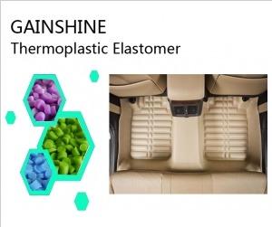Natural Thermoplastic Elastomer for Car Floor Mats