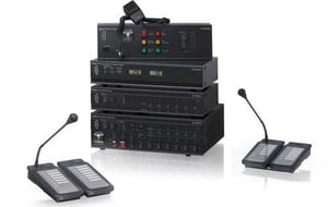 Public Address and Voice Alarm Systems