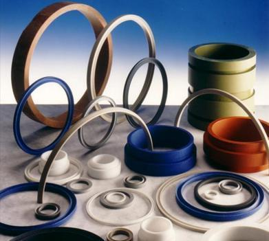 Industrial Cast Nylon Rings in  1-Sector - Bawana