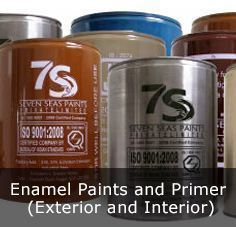 Air Drying Synthetic Enamel Paint