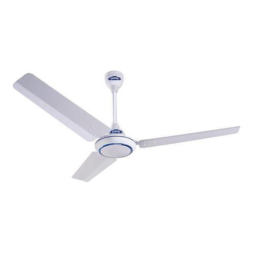Elina White Azure Fan