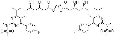Rosuvastatin Calcium