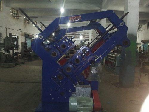 Double Profile Corrugation Machines