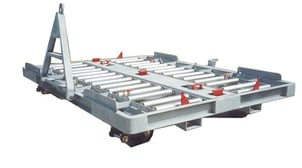 Airport Pallet Dolly