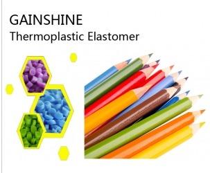 Antiskid Thermoplastic Elastomer for pen