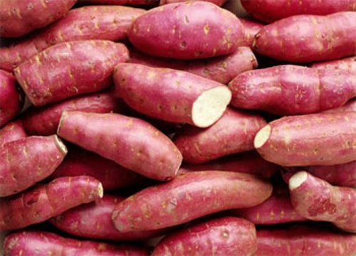 Fresh Sweet Potatoes