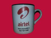 Smooth Structure Promotional Mug