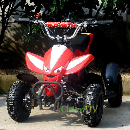 49CC ATV Mini Quad Moto Bike with Button Electric Start